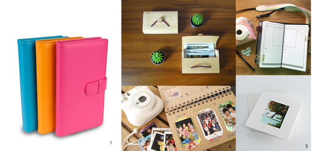 ways to store instant images