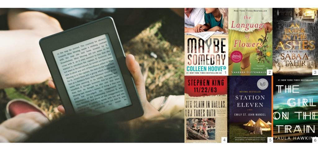 fiction books photographers love