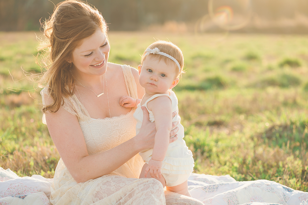 mother and child session