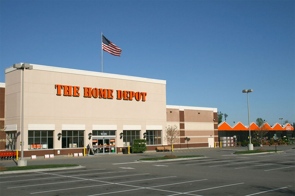 photographer's guide to Home Depot