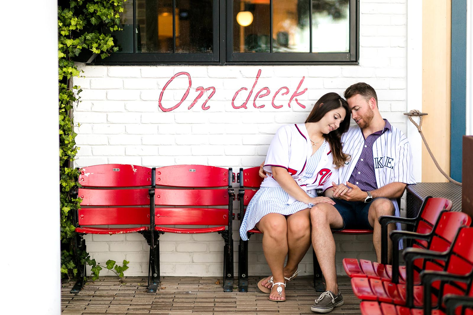 A couple at engagement session, photography pricing