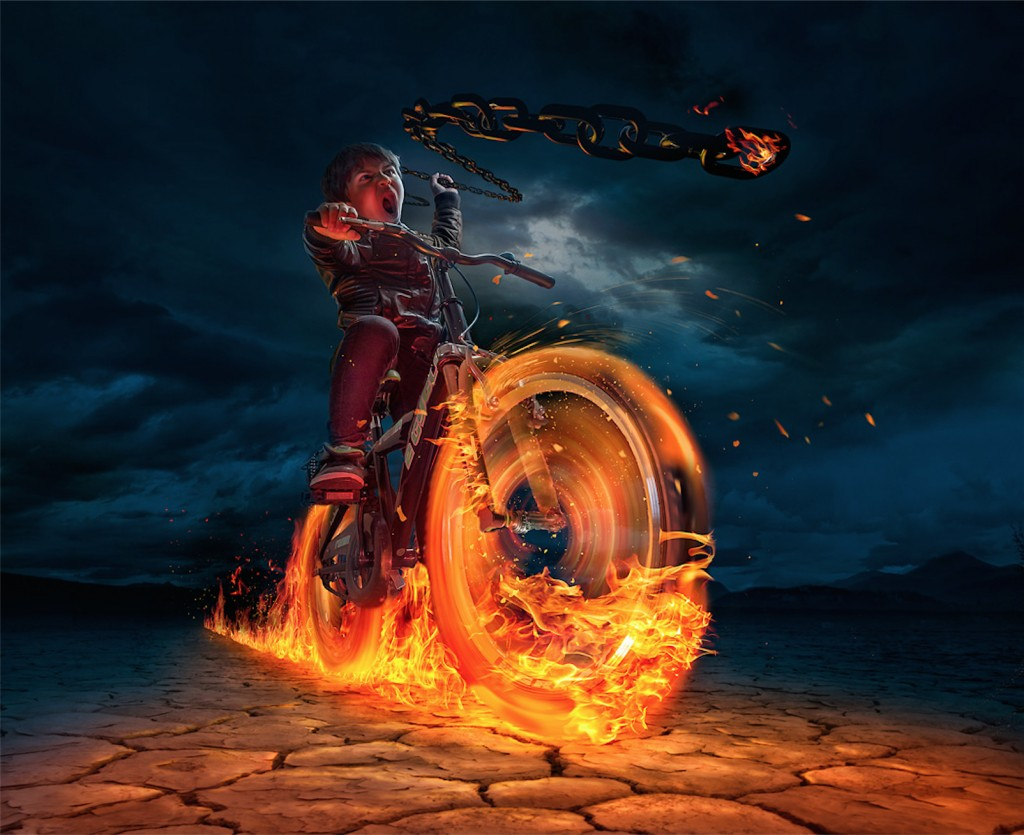 adrian sommeling ghost rider