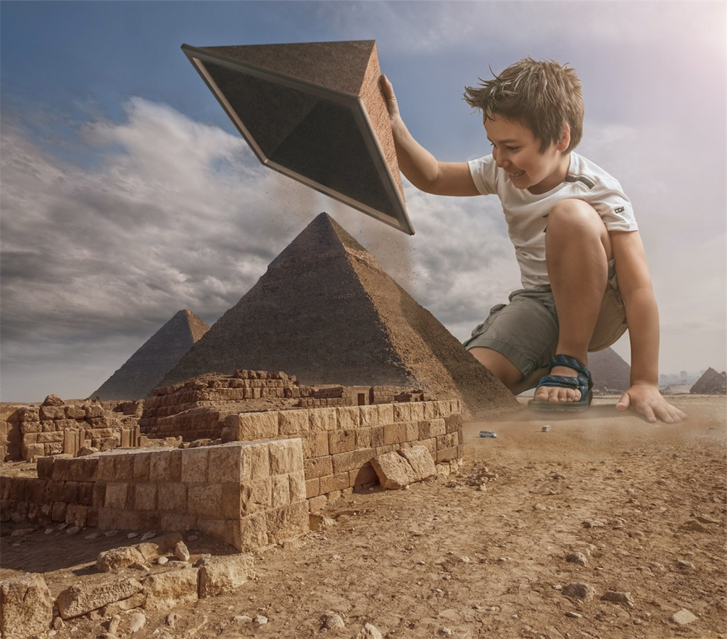 adrian sommeling pyramids