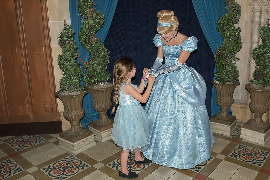 Cinderella and Grace