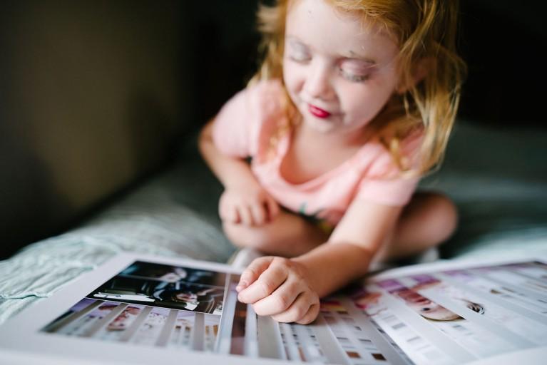 Fundy Design photo album review by Jessica Thomason