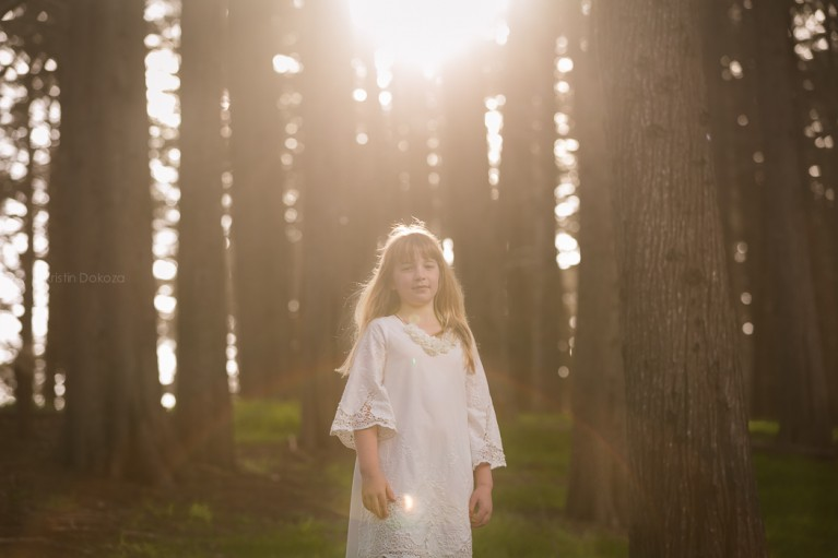 backlit photo with sunflare by Kristin Dokoza