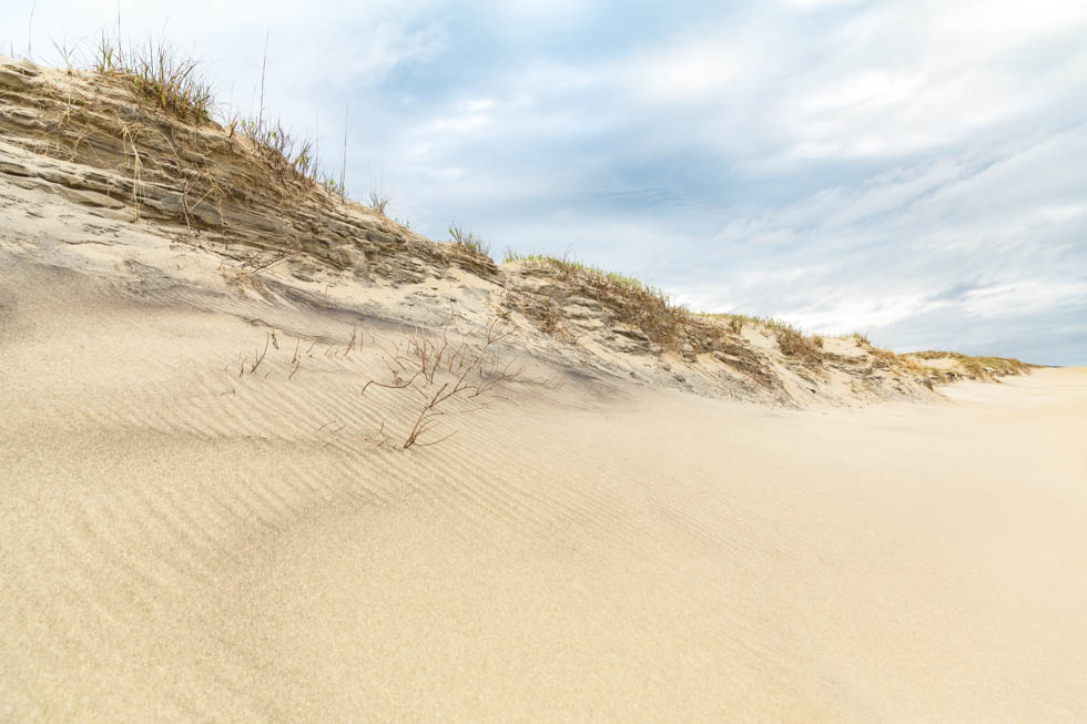 landscape picture of the beach by Kathy Roberts