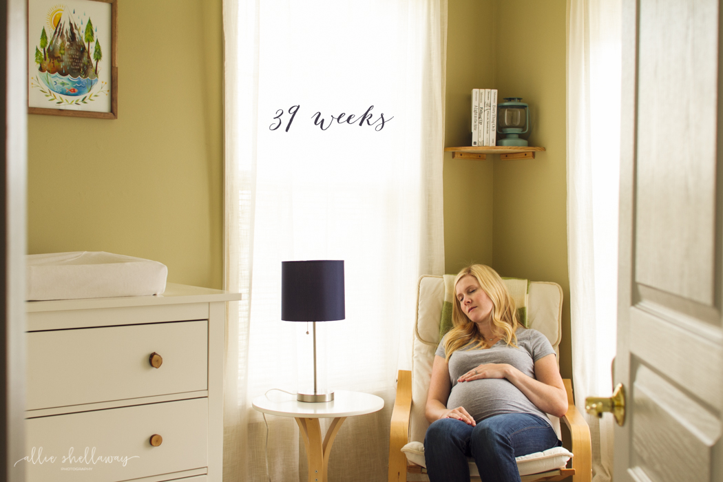 Strange Photo Of Pregnant Woman Sleeping In A Rocking Chair By Allie Creativecarmelina Interior Chair Design Creativecarmelinacom