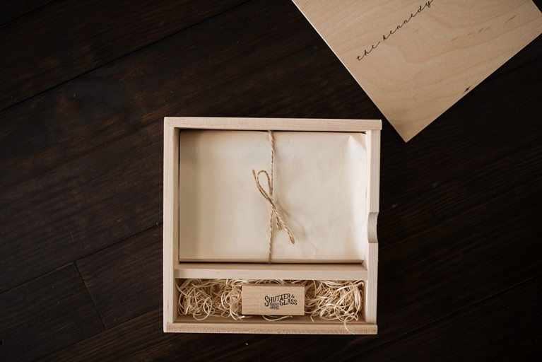 review of Millers print box and usb drive by Kellie Bieser