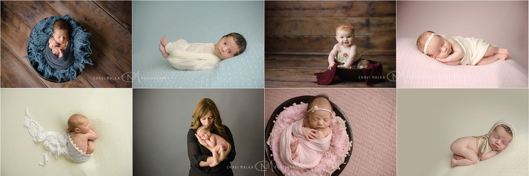 newborn photography by Chavi Malka