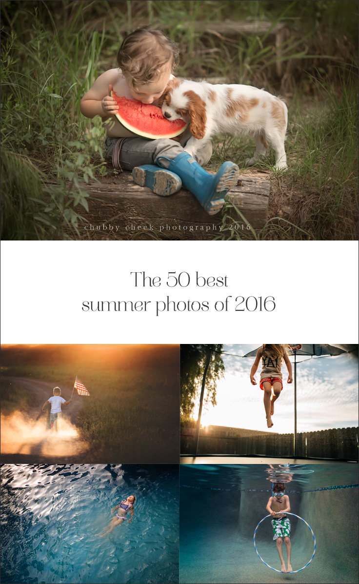 What better way to end summer than with a few of our favorite images that encapsulate the season?!