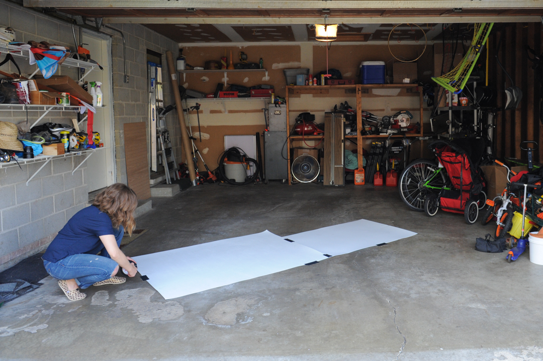 How to set up a garage photo studio in 7 easy steps for Garage con studio