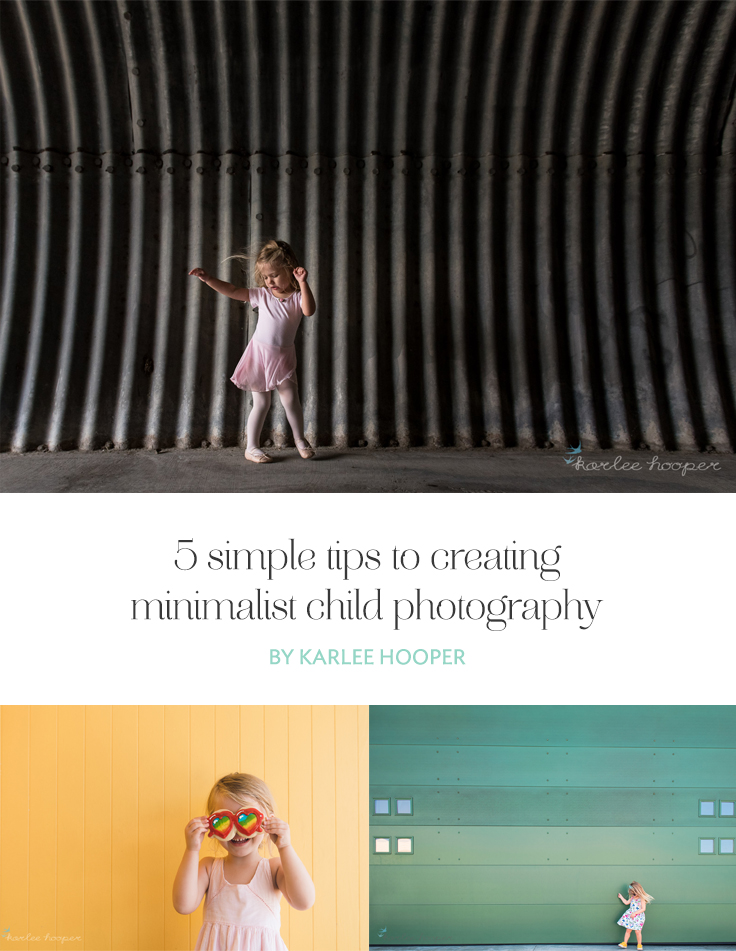 Achieving minimalist images of my girls that tell a story has been a challenge. Through trial and error I have come up with the following tips!