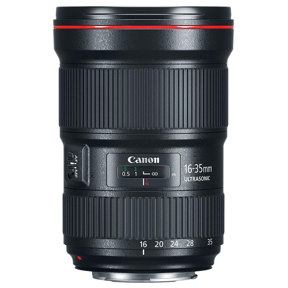 Canon EF 16-35mm 2.8L III USM lens