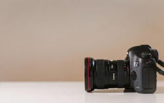 Canon EOS 5d mark III and EF 16-35L lens