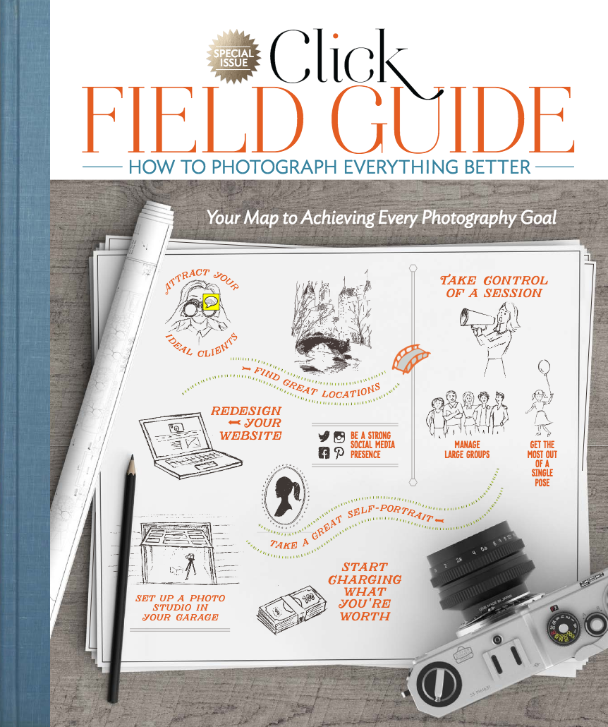 Click Magazine Field Guide: How to Photograph Everything Better
