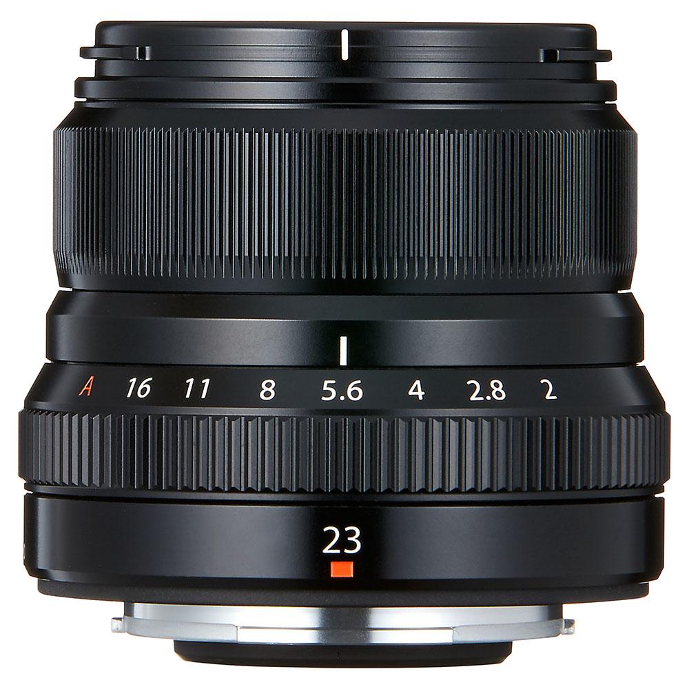 Fujinon XF 23mm 2 R WR lens