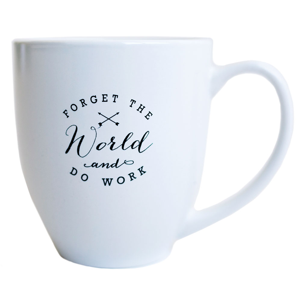 strawberry revolution coffee mug