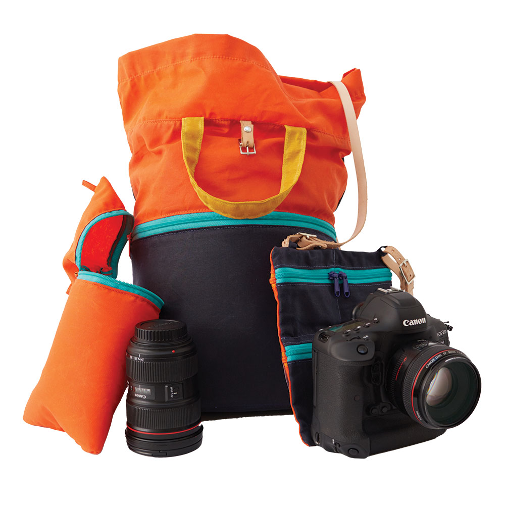 tiny atlas quarterly camera bag