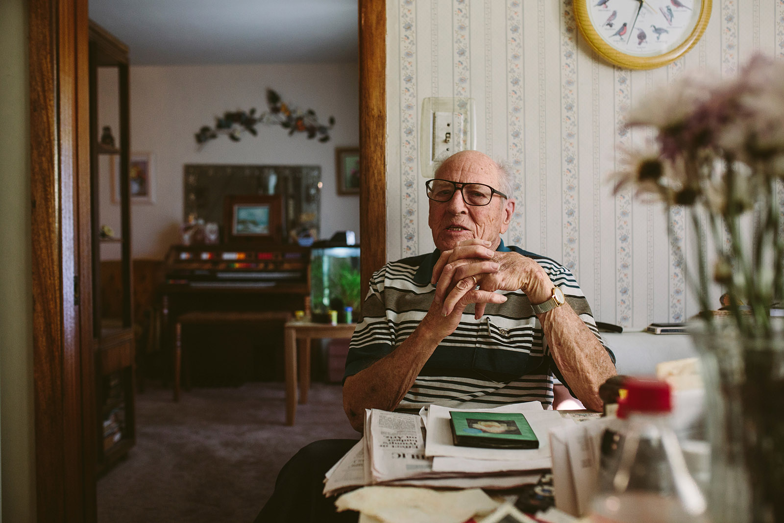 There are six key frames a documentary photographer can take to creating a more compelling narrative. Let's walk through what they are and how I used them using the documentary I created about Marshall.