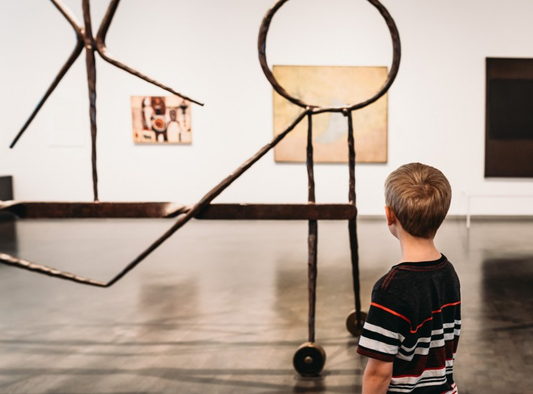5 Things photographers can learn at an art museum by Trish Reschly