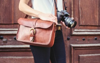 What's not to love about buying a new bag to schlep your gear? Check out these 15 hot new trendy yet timeless styles for fall.