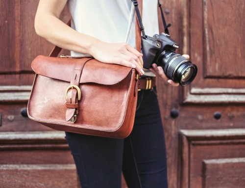 The 15 most stylish camera bags for women photographers