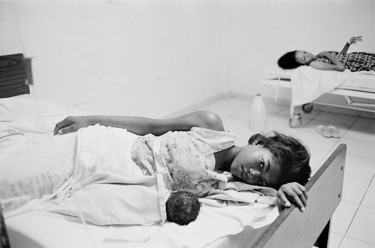 I saw my first cesarean section when I was 18, during a school trip to the Dominican Republic. I ended up with a volunteer job on the maternity ward. | Click Magazine