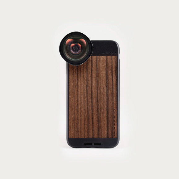 Moment iPhone case and wide angle lens