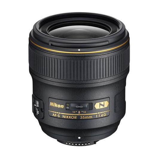 Nikon 35mm F1.4 G