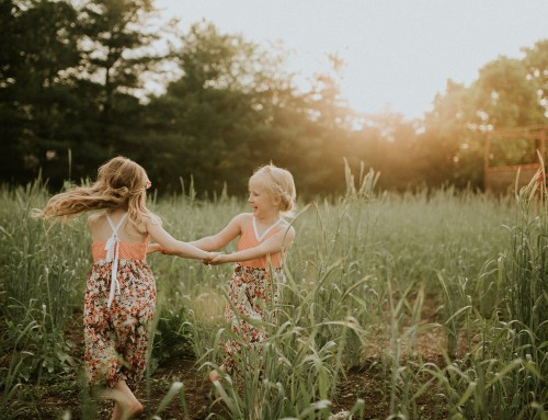 7 Methods to master backlit pictures of children