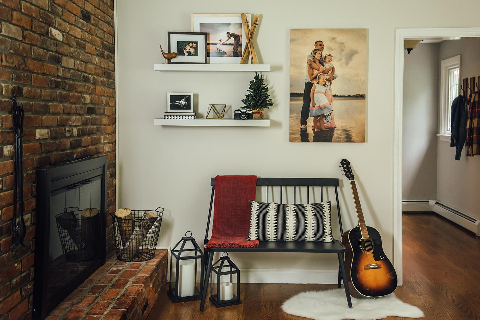 Photo décor: Stylish ideas for home photo display