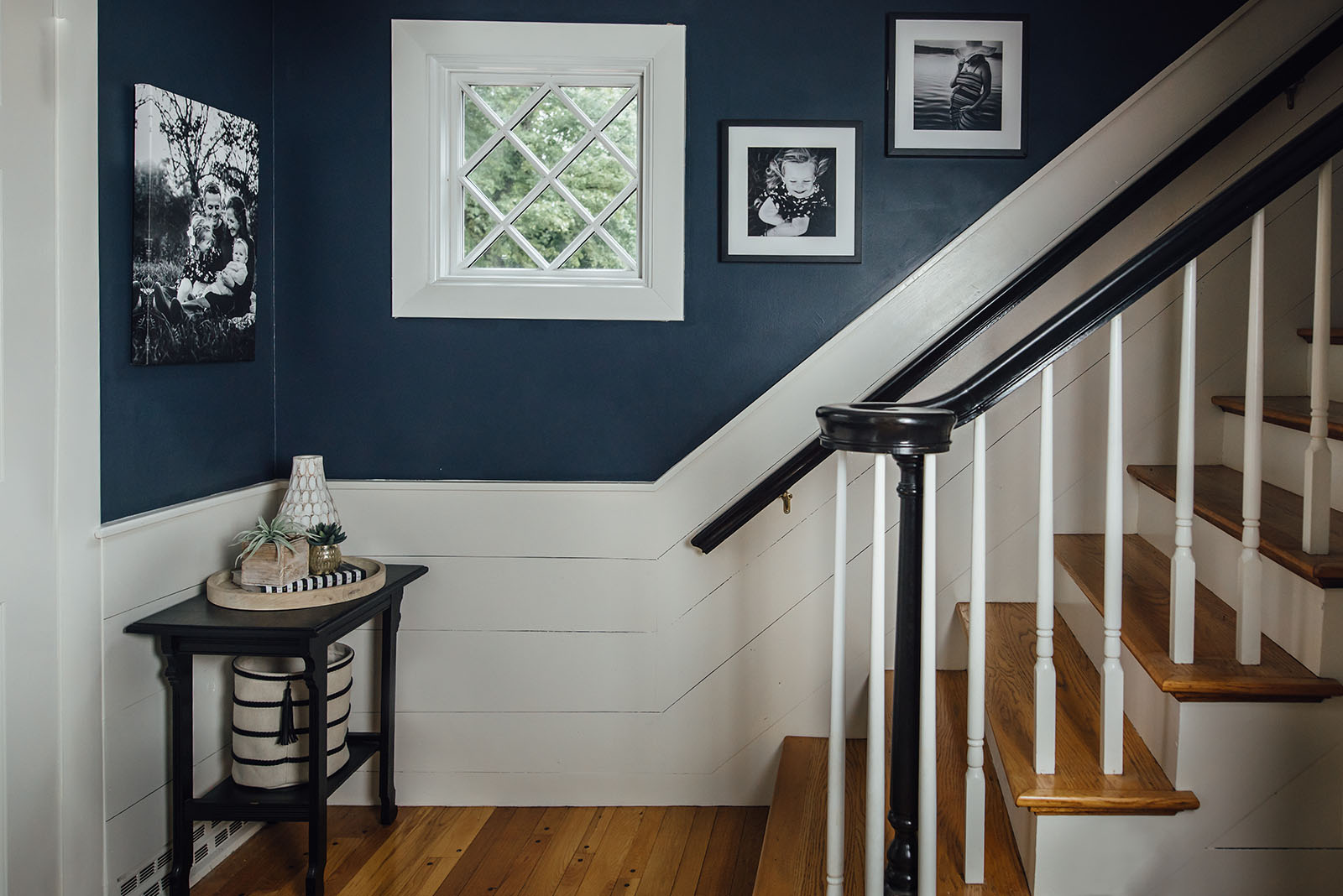 Miller's Professional Imaging photo decor wall display