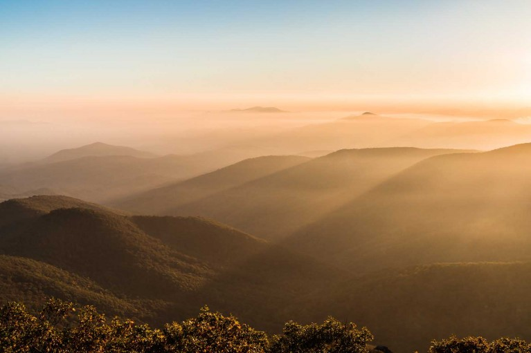 landscape image of mount pleasant by jennifer carr