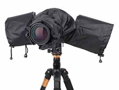 Camera coat rain cover is a photography bargain