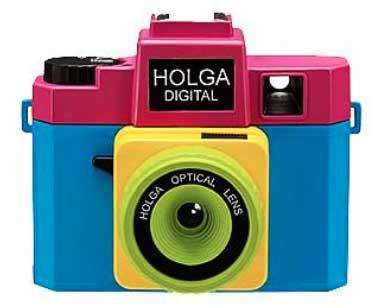 Holga digital camera photography bargains