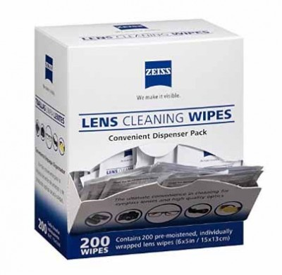 Photography bargains: lens cleaner wipes