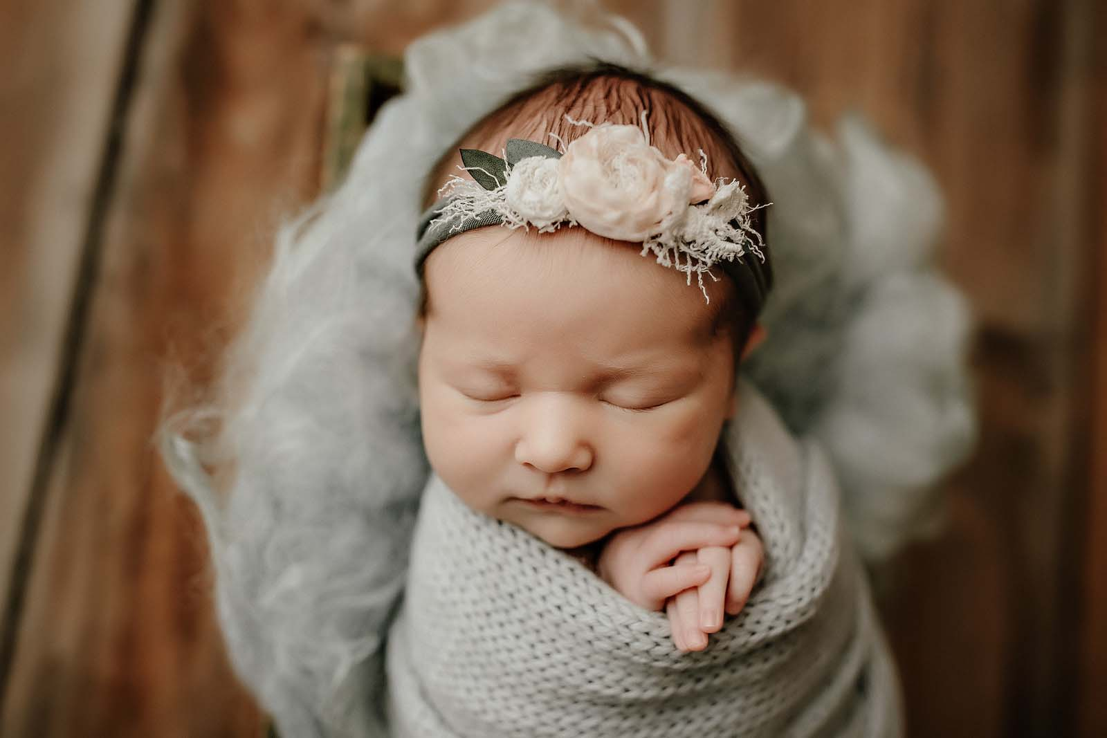Newborn photography studio essentials