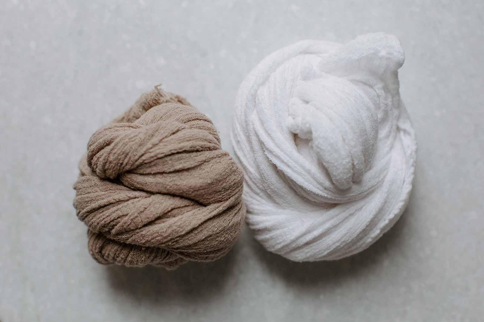 Newborn photography studio essentials: swaddle blankets