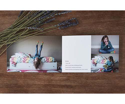 Miller's signature book - photo by Kellie Bieser