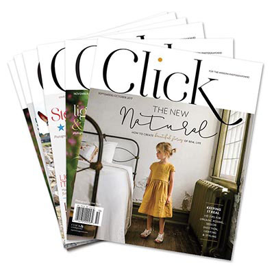 Click: A Print Magazine for the Modern Photographer