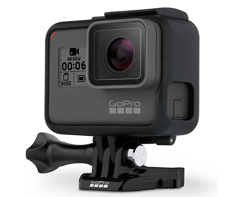 GoPro is a great father's day gift idea