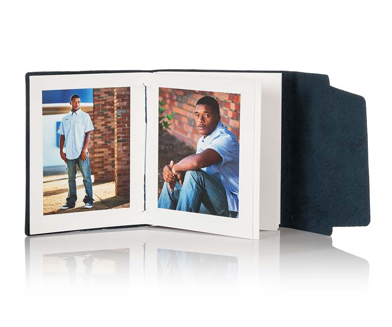 Leather album - A great father's day gift idea