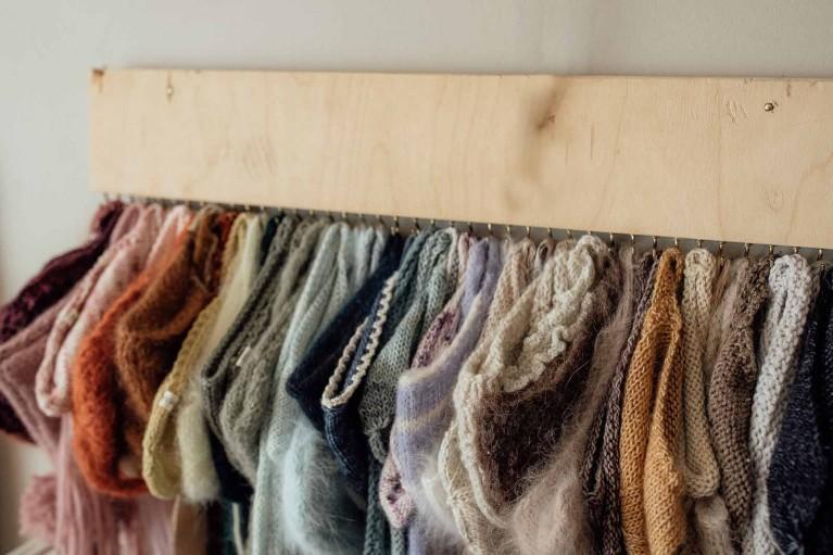 Newborn photography studio essentials - wool hats