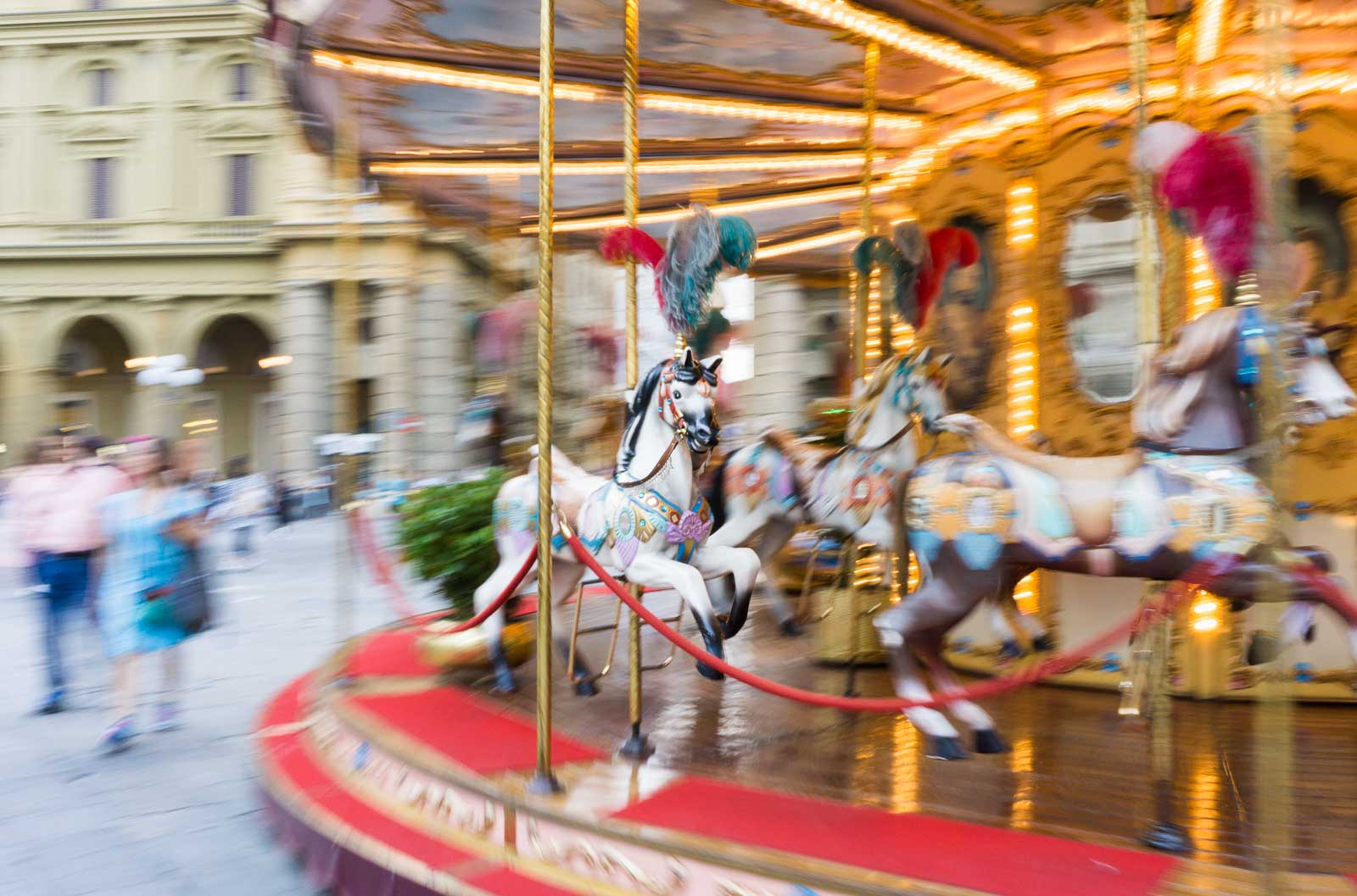 motion panning creative photography technique photo by Kathy Linford