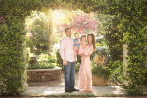 Ashley Berrie family photo session