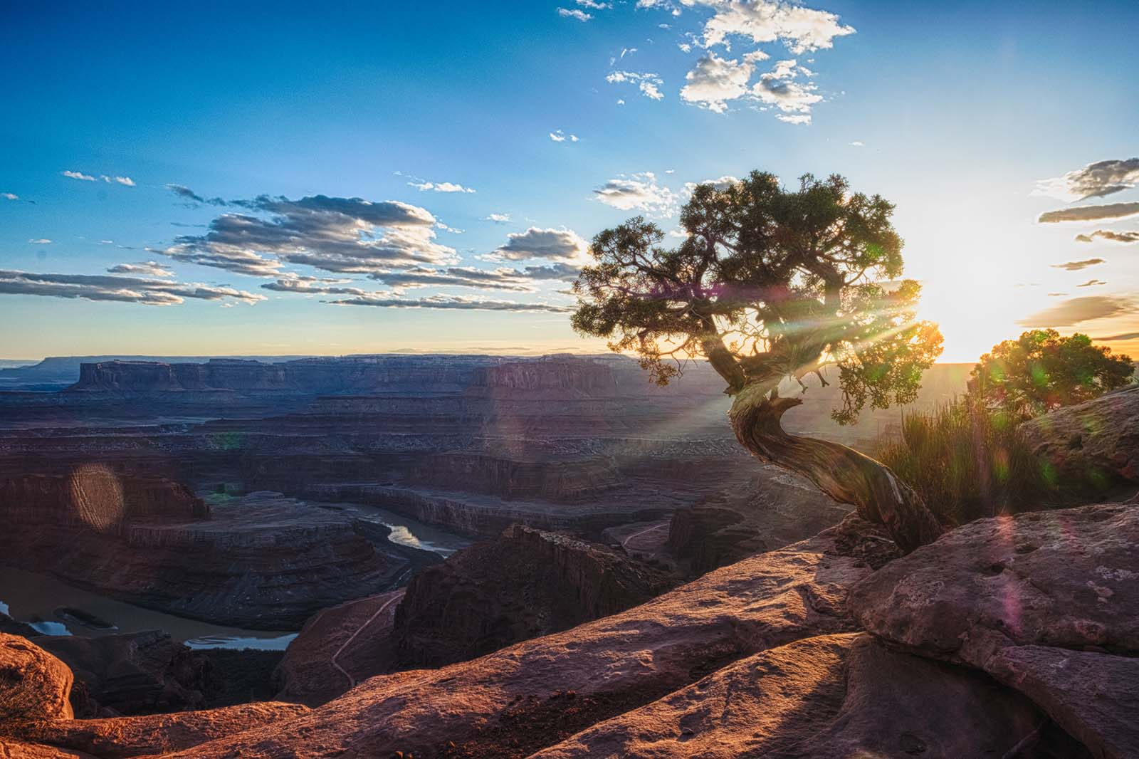 Travel photography gear used by Erica Everhart to create this landscape photo