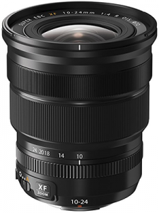Fujifilm xf 10-24 lens is great for landscape photography and travel