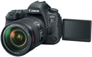 Canon 6D Mark II is the perfect compact DSLR