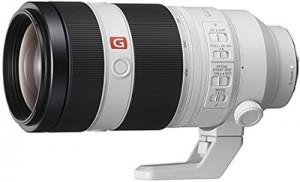 Sony G-master telephoto lens